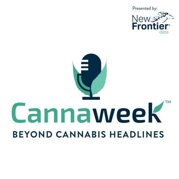 new frontier data cannaweek podcast